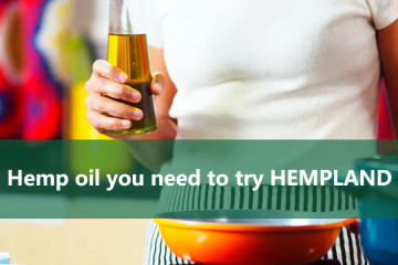 Hemp oil you need to try HEMPLAND