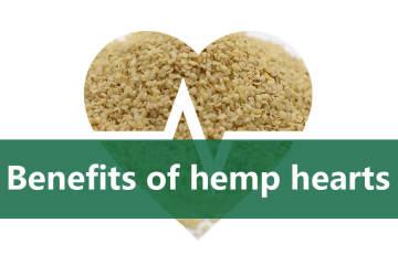 benefits of hemp hearts